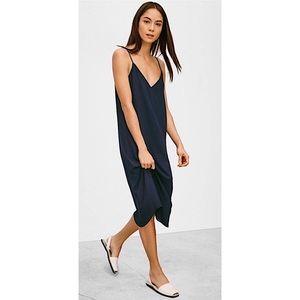 Aritzia BABATON | Black Templeton Dress Large